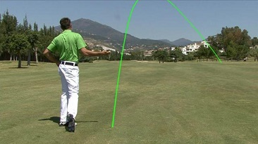 why we slice the ball.WidePlayer